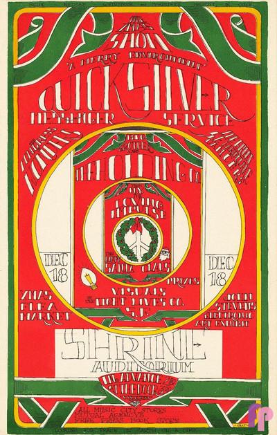 Shrine Auditorium 12/18/67