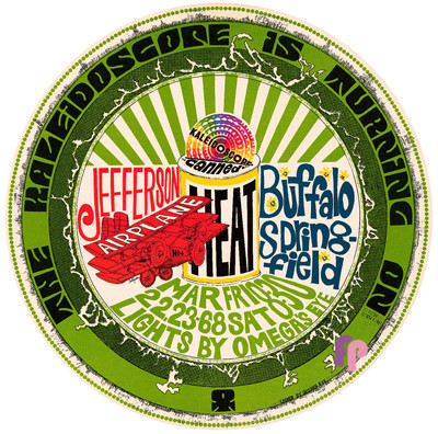 Kaleidoscope 3/22 & 23/1968