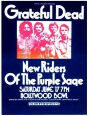 Hollywood Bowl 6/17/72