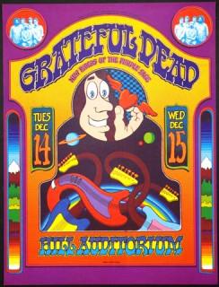 Hill Auditorium, University of Michigan, Ann Arbor 12/14-15/71