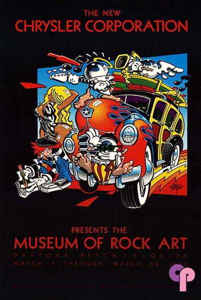 Museum of Rock Art, Daytona Beach, FL