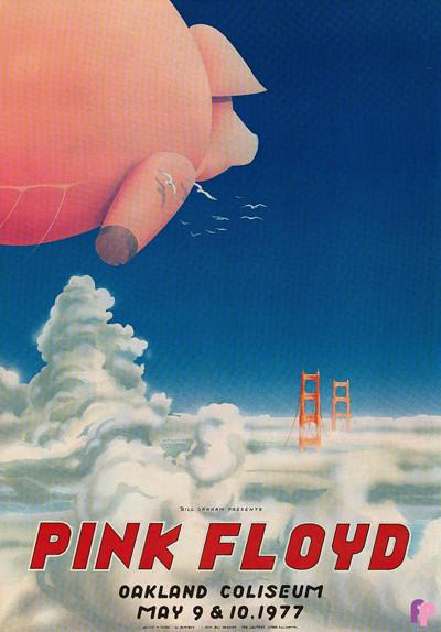 Oakland Coliseum 5/9-10/77