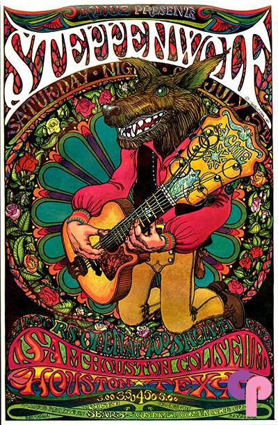 Sam Houston Coliseum, Houston, TX 7/5/69