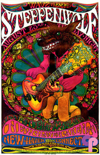 New Haven Arena, New Haven, CT 8/23/69