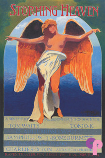 Raven Theater, Healdsburg, CA 8/11/96