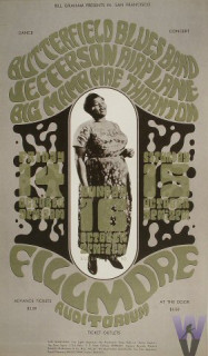 Fillmore Auditorium 10/14-16/66