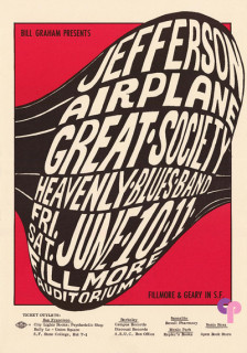 Fillmore Auditorium 6/10-11/66