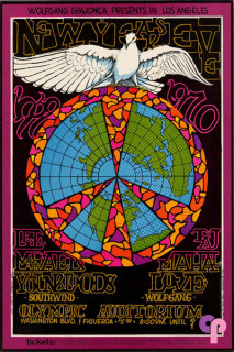 Olympic Auditorium, Los Angeles 12/31/69