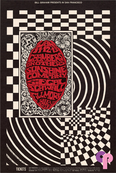 Fillmore Auditorium 1/11-13/68