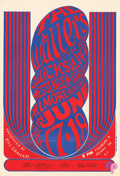 Fillmore Auditorium 6/17-18/66