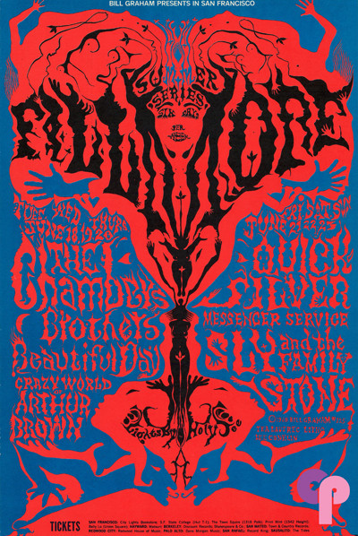 Fillmore Auditorium 6/18-23/68