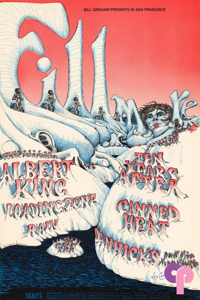 Fillmore Auditorium 6/25-30/68