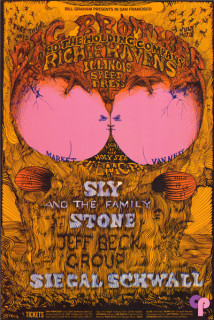 Fillmore West 7/16-21/68
