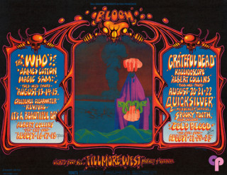Fillmore West 8/13-18/68 & 8/20-25/68