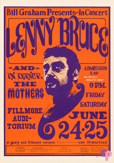 Fillmore Auditorium 6/24-25/66