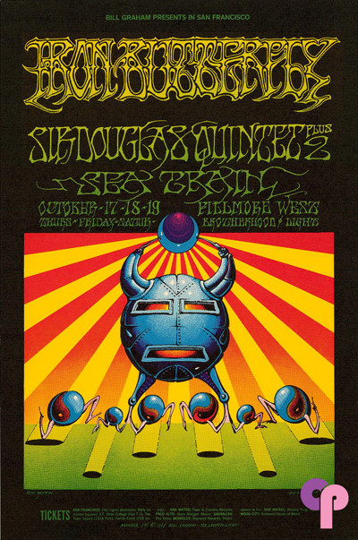 Fillmore West 10/17-19/68
