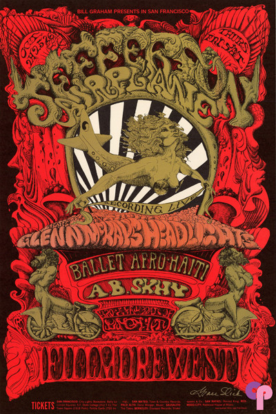 Fillmore West 10/24-26/68