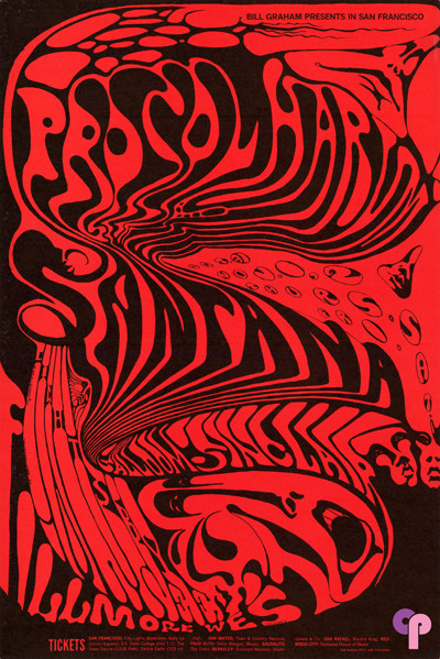 Fillmore West 10/31-11/2/68