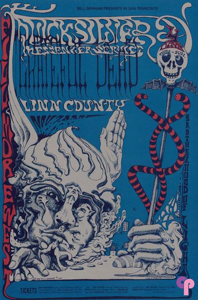 Fillmore West 11/7-10/68