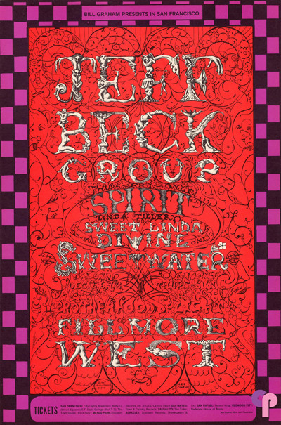 Fillmore West 12/5-8/68