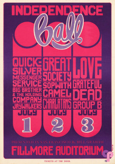 Fillmore Auditorium 7/1-3/66