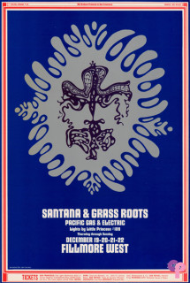 Fillmore West 12/19-22/68