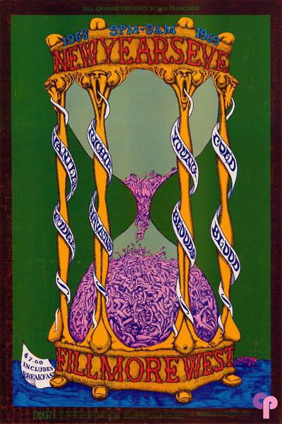 Fillmore West 12/31/68