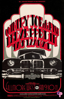 Fillmore West 1/9-11/69