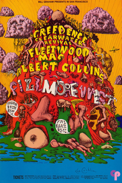 Fillmore West 1/16-19/69