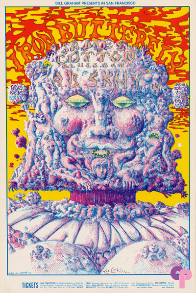 Fillmore West 1/23-26/69