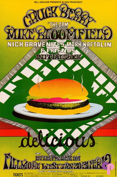Fillmore West 1/30-2/2/69