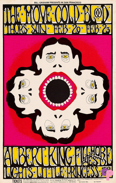 Fillmore West 2/20-23/69