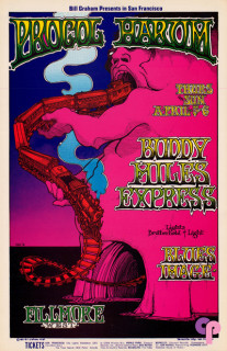 Fillmore West 4/3-6/69