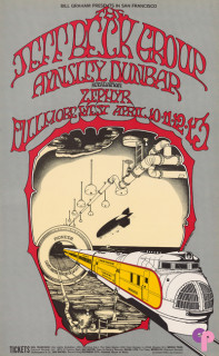 Fillmore West 4/10-13/69