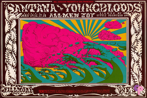 Fillmore West 5/15-18/69