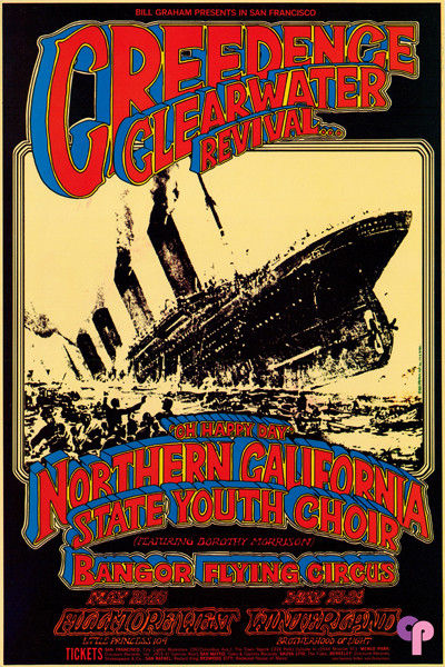 Fillmore West 5/22 & 25/69