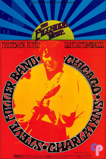 Fillmore West 5/29-6/1/69