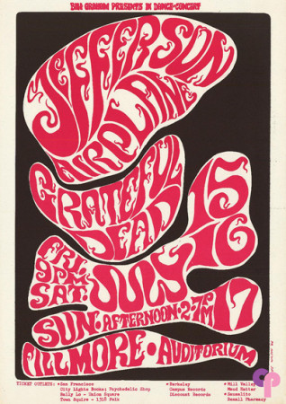 Fillmore Auditorium 7/15-16/66