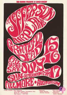 Fillmore Auditorium 7/15-16/66