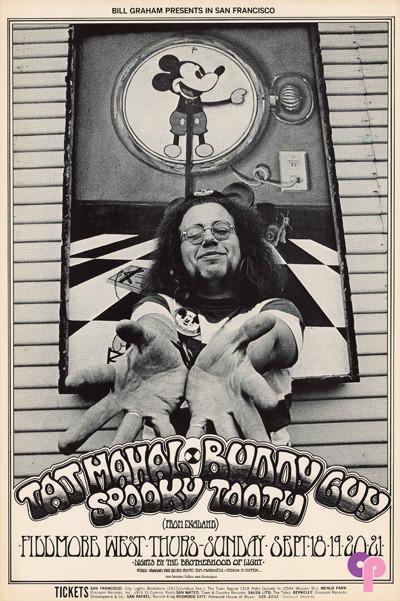 Fillmore West 9/18-21/69