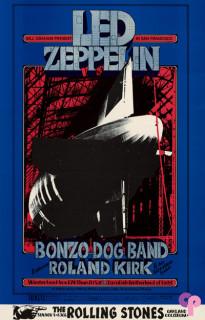 Oakland Coliseum 11/6-8/69