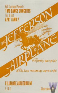 Fillmore Auditorium 4/1-2/66