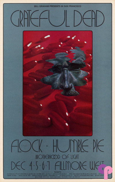 Fillmore West 12/4-7/69