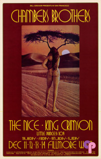 Fillmore West 12/11-14/69