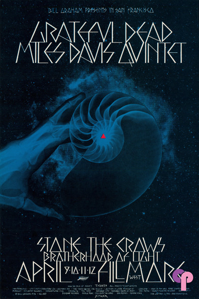 Fillmore West 4/9-12/70
