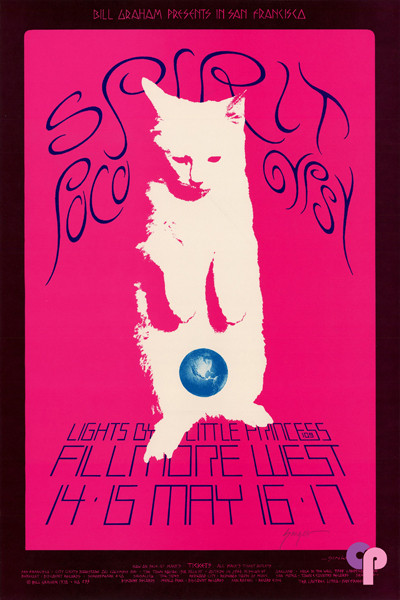 Fillmore West 5/14-17/70
