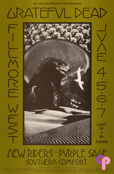 Fillmore West 6/4-7/70