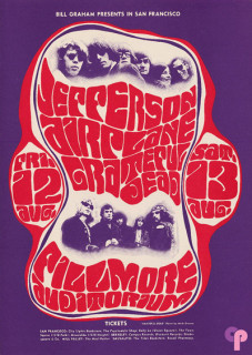 Fillmore Auditorium 8/12-12/66