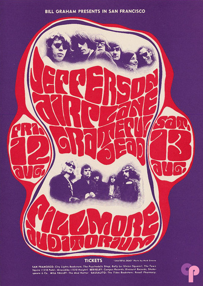 Fillmore Auditorium 8/12-13/66