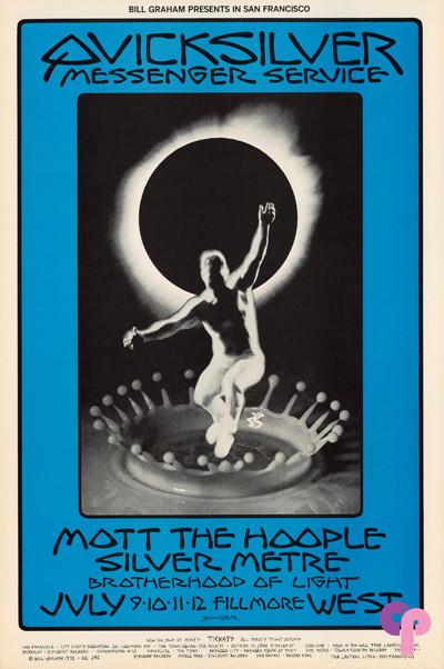 Fillmore West 7/9-12/70